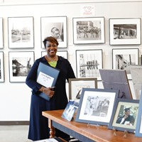 MLK50: Withers Archive Yields Striking Account of King's First March on Main