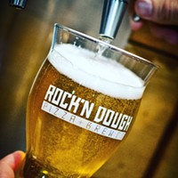 Rock 'N Dough now Brewing Beer