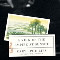 Caryl Phillips' A View of the Empire at Sunset.