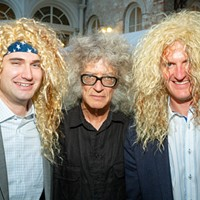 Too much competition at Big Wig Ball.