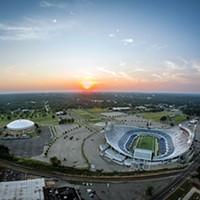 Will a TDZ TCB? The Future of Memphis' Fairgrounds