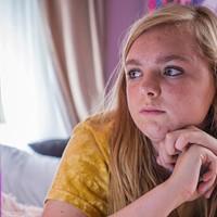 Elsie Fisher as Kayla in Eighth Grade