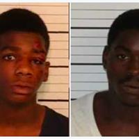 Richardson, right. Wright, left.
