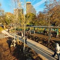The River Garden at Mississippi River Park