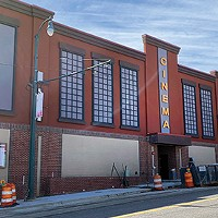 Downtown Movies: the Powerhouse Cinema Grill