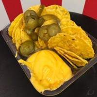 Pop-a-Roo's Introduces Gas Station Nachos!