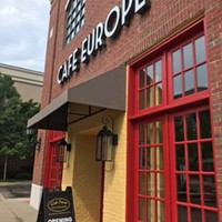 Cafe Europe Opening July 17th