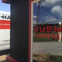 Sushi Jimmi Will Close at the End of July