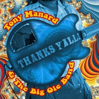 Tony Manard's Big Ole Band Captures A Big Small Town Called Memphis