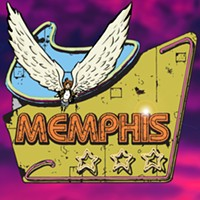 Matt Bowers' Memphis: Superheroes in the Bluff City