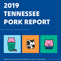 'Pork Report' Takes Aim at FedEx, Wiseacre, Wharton, Bluff City Law