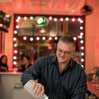 Mike Hutsell at Bar Keough