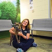 Alexis Pugh, executive director of Memphis Animal Servies.