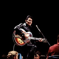 Elvis Turns 85: Rare Show by TCB Band & Other Events Mark King's Birthday