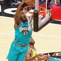 Grizzlies Fall to Pelicans 126–116