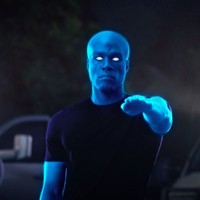 Yahya Abdul-Mateen II as Dr. Manhattan in HBO's Watchmen limited series.