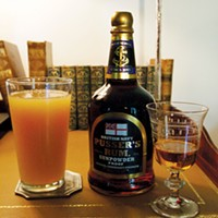 Nuance is Dead and Pusser's Rum