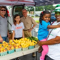 Whitehaven Farmers Market Opens Monday