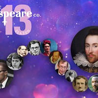 Tennessee Shakespeare Announces 13th Season