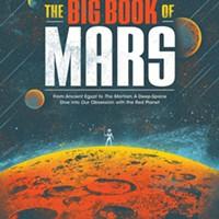 Mars Attracts: Marc Hartzman's The Big Book of Mars