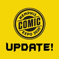 Memphis Comic Expo 2020 Canceled