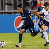 901 FC Battles the Legion to a Stalemate