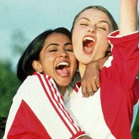 Parminder Nagra and Keira Knightly in Bend It Like Beckham