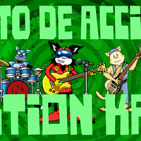 Music Video Monday: Aktion Kat!