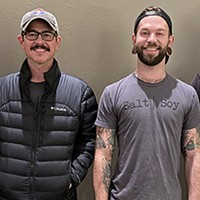 Salt/Soy to Open in February