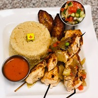 Chicken Specialty from Bala's Bistro