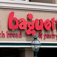 La Baguette French Bread and Pastry Shop is Sold