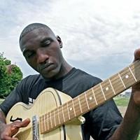 Cedric Burnside plays Lafayette's Music Room this Sunday.