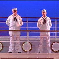 """""""Anything Goes"""" Goes There. Theatre Memphis Tackles Vintage Comedy With Vintage Sensibilities"""