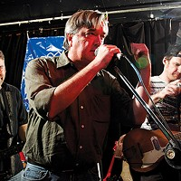 "Ross Johnson plays Goner Records' ""Beale Street Takeover 2"" on Friday."