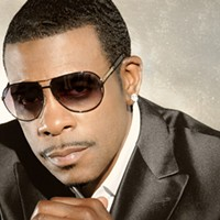 Keith Sweat performs at The Horseshoe Casino in Tunica on Saturday.
