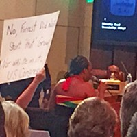 Council Votes final Passage of Ordinance to Remove Forrest Statue
