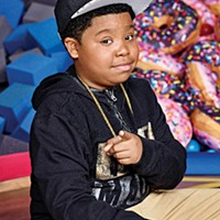 Q&A with Lil' P-Nut