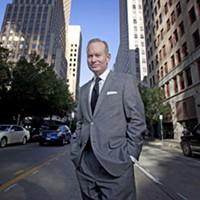 Oklahoma City Mayor Mick Cornett