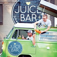 Now Open: Mardi Gras and I Love Juice Bar