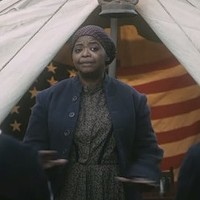 Octavia Spencer as Harriet Tubman in Season 3 of Drunk History