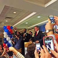 Strickland Wins Mayoral Race with Surprising Ease