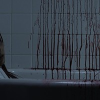 Charisma Carpenter gets bloody in Girl In Woods