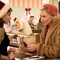 Blanchett shines in Haynes'  Carol opposite Mara.