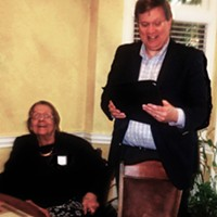 Myra Stiles, Longtime Democratic Activist, Gets a Surprise