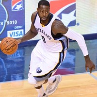 JaMychal Green, who has played more games (70 of 74) for the Grizzlies than anybody this year.