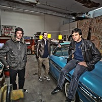 The Oblivians play Newby's this Saturday night.