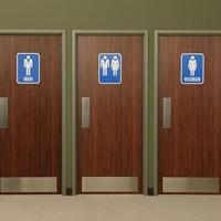 Anti-Transgender Bathroom Bill Dead ... Again