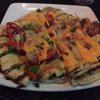 South of Beale's Bar Pie Special