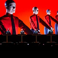 Minglewood Hall Announces 3D Kraftwerk Show