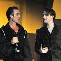 Some love for I Hate Hamlet.